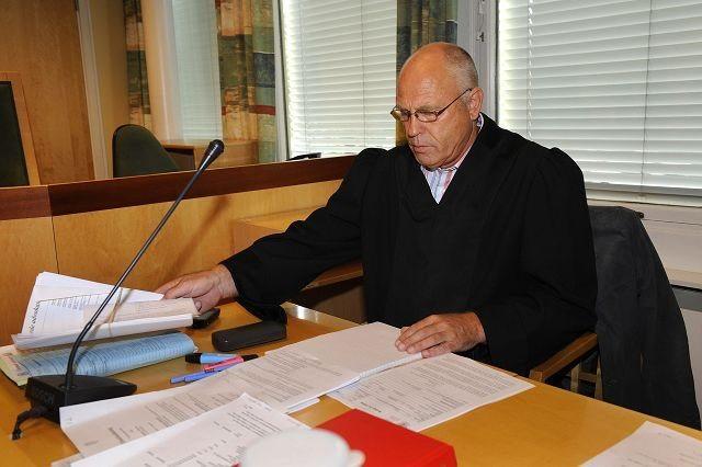 Advokat i Drammen Dagfinn Hodt
